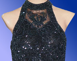 Sequin Top & Beaded Tops