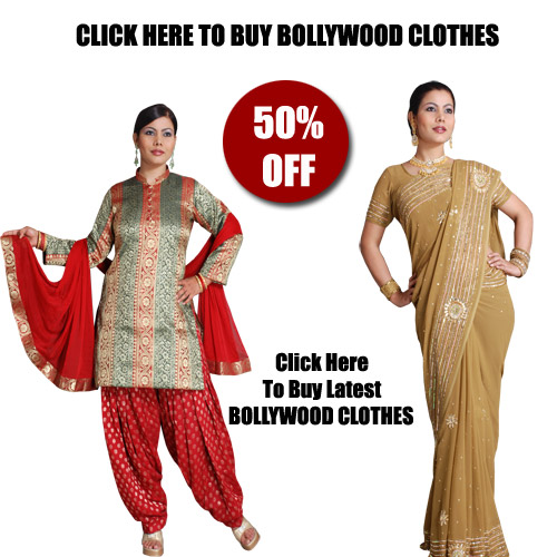 Bollywood Clothes