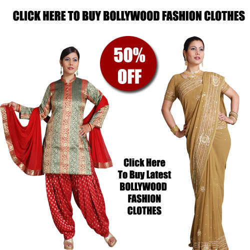 Bollywood Fashion