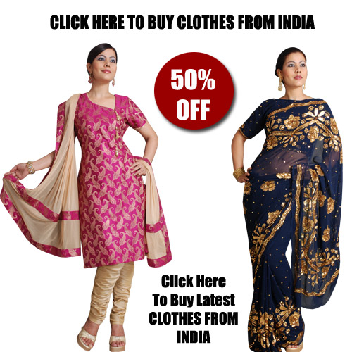 Clothes From India