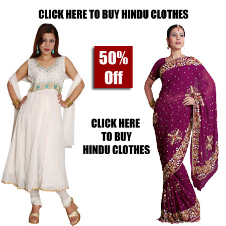 Online Dress Shops on Buy Hindu Clothes From Our Online Shop Including Hinduism Clothes