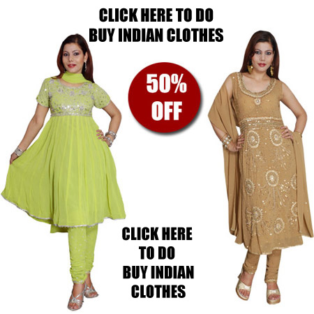 Indian clothes boutique