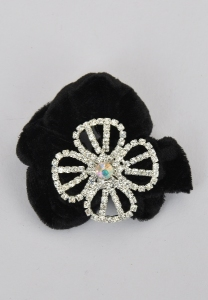 Diamante Ponytail Holder