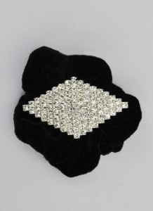 Rhinestones Ponytail Holder