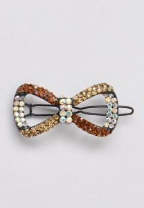 Bow Shape Hair Slide