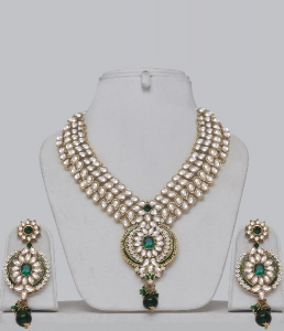 Indian Kundan Set