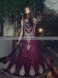 Rich Designer Floor length Anarkali