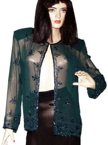 Ladies Sequin Jackets