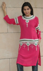 Ladies Tunic Tops