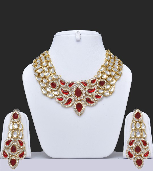Kundan Wedding Jewelry : Online Shopping,