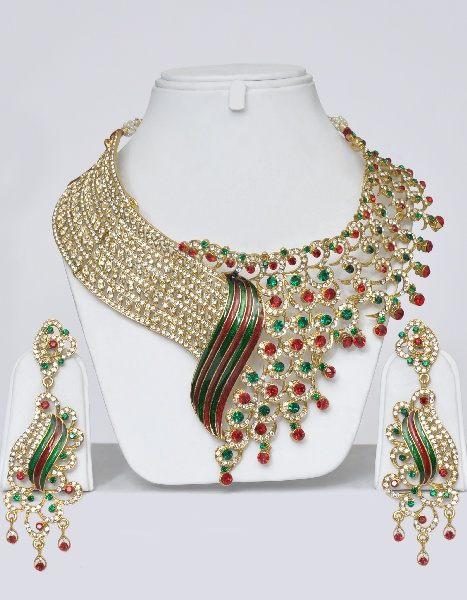 Designer Indian Wedding Jewelry Set Online Shopping Shop for