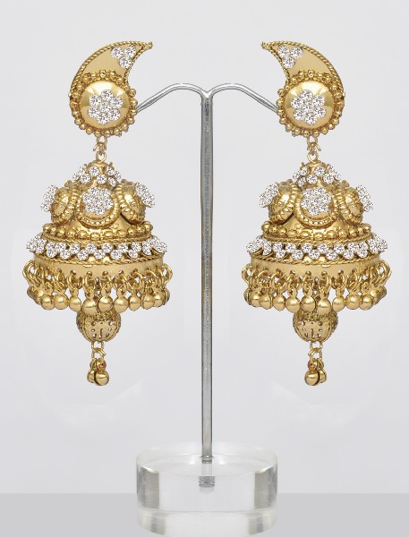 Indian Jhumka Earrings