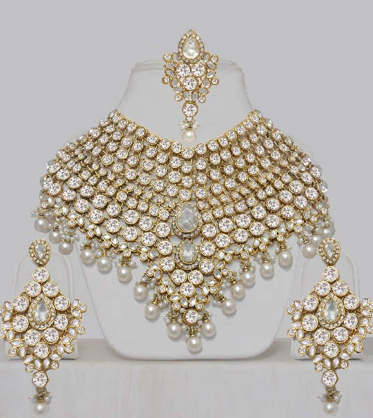 Heavy Indian Bridal Jewellery : Online Shopping,