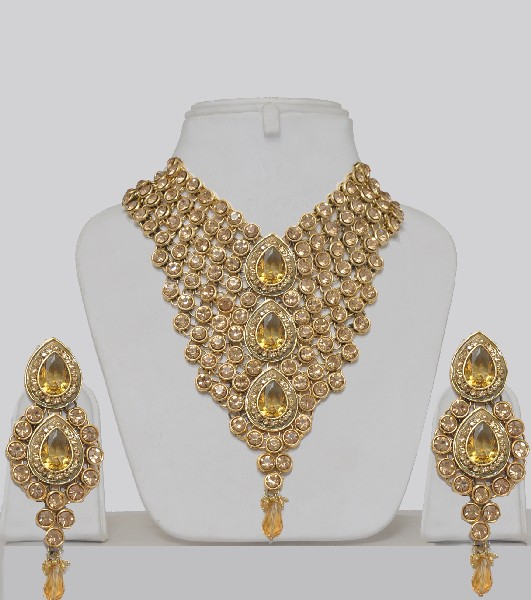 Heavy Indian Bridal Jewelry Online Shopping Shop For Great