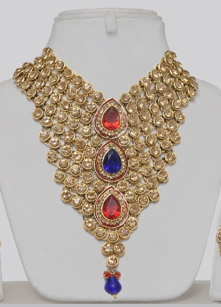 Heavy Bridal Jewelry Set Online Shopping Shop For Great