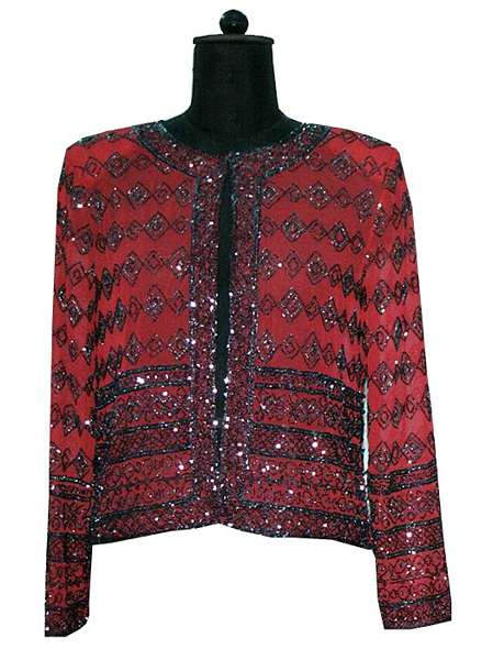 Sequin Jackets for Women